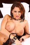 Big booty white girl porn star Alison Star hardcore sex on Backside Bonanza