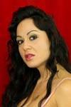 Big booty latina porn star Mahina Zaltana on BacksideBonanza.com